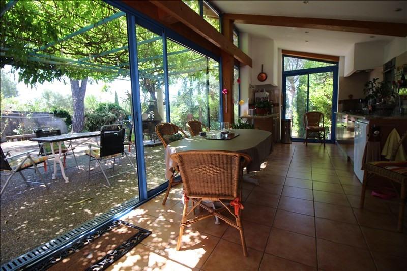 Vente maison / villa L isle sur la sorgue 370000€ - Photo 3