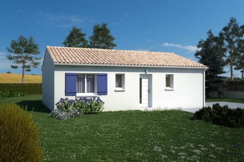 Maison  3 pièces + Terrain 521 m² Bois-de-Céné par Logis de Vendée