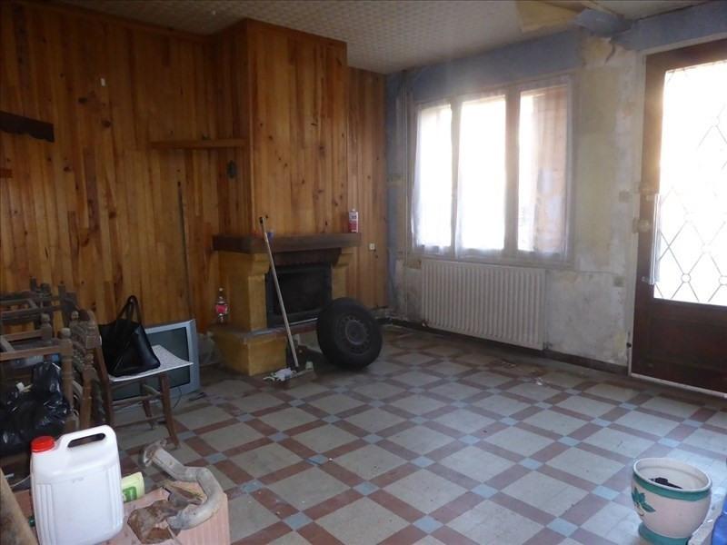 Sale house / villa Crepy en valois 148000€ - Picture 2