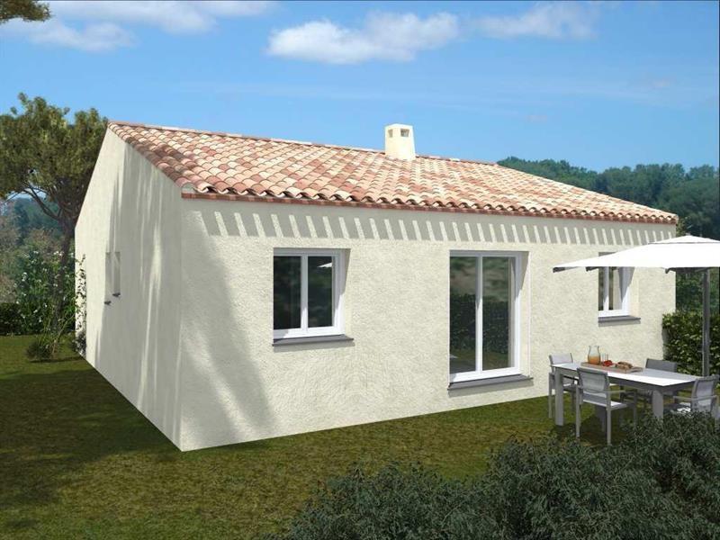 Maison  4 pièces + Terrain 345 m² Maureilhan par Domitia Construction