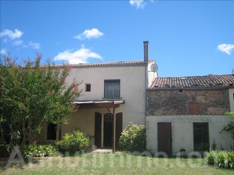 Vente maison / villa St etienne de gourgas 178000€ - Photo 1