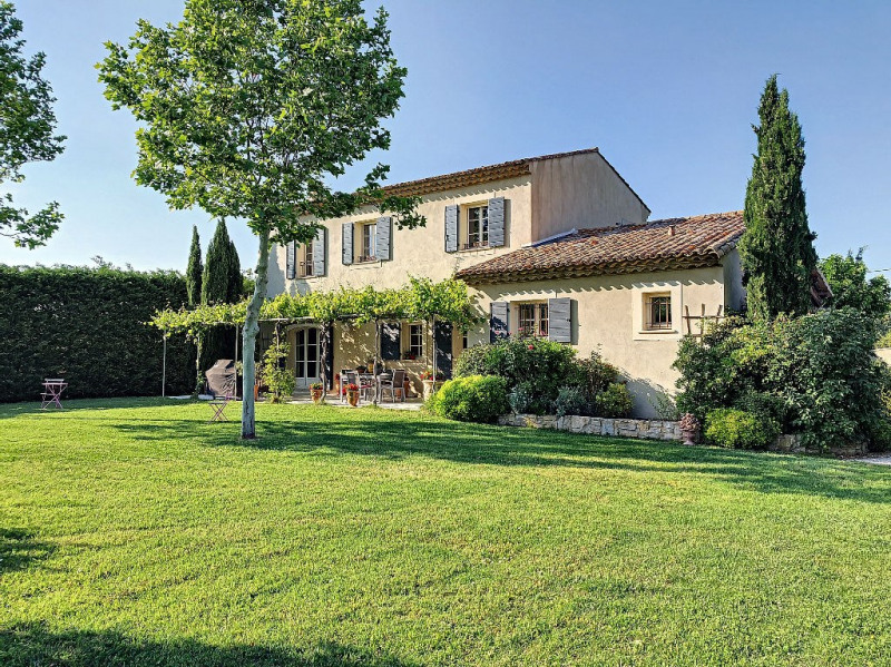 Venta de prestigio  casa Rochefort du gard 625000€ - Fotografía 2