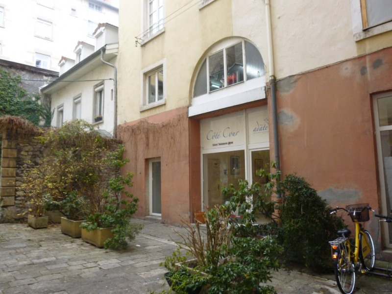 Rental office Grenoble 1520€ HC - Picture 1