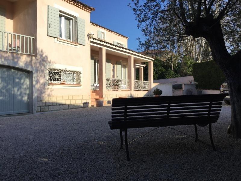 Deluxe sale house / villa Rognes 845000€ - Picture 2