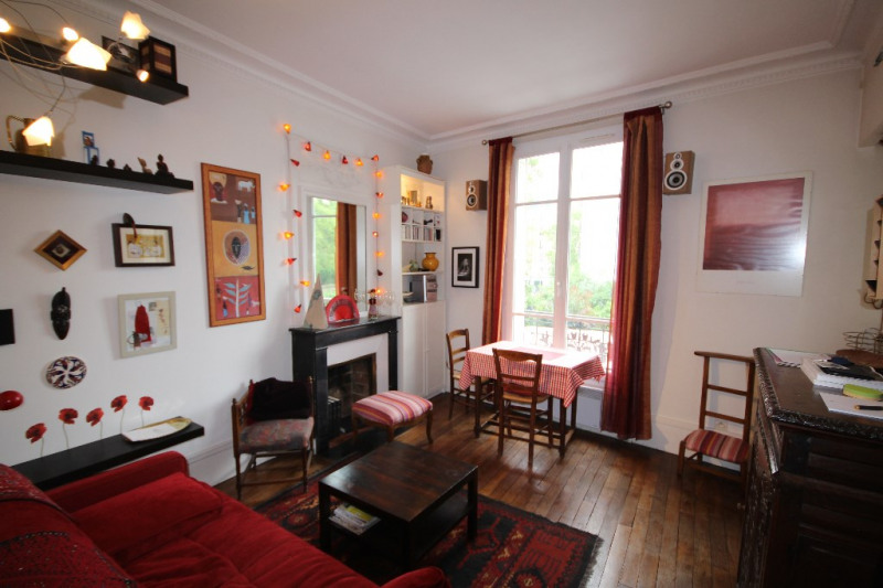 Sale apartment Paris 15ème 315 000€ - Picture 1