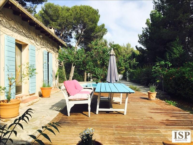 Vente de prestige maison / villa Les milles 807000€ - Photo 9