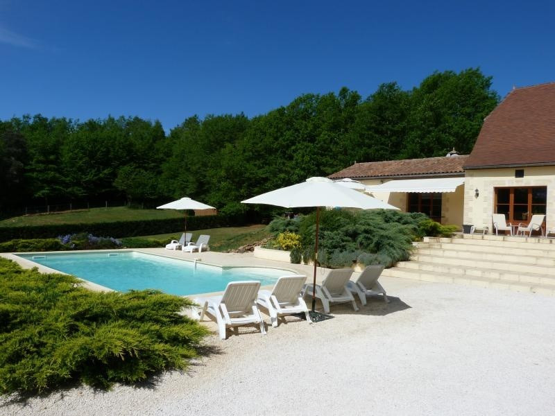 Vente maison / villa Meyrals 369000€ - Photo 4