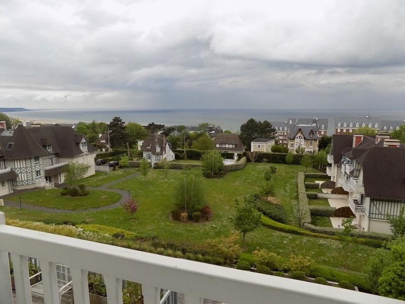 Verkoop  appartement Trouville sur mer 288000€ - Foto 3