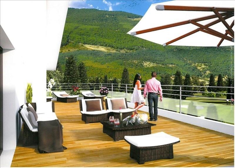 Vente de prestige appartement Saint martin d'uriage 399000€ - Photo 7