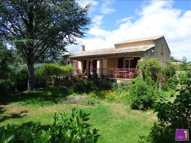 Verkoop  huis Goudargues 277000€ - Foto 1
