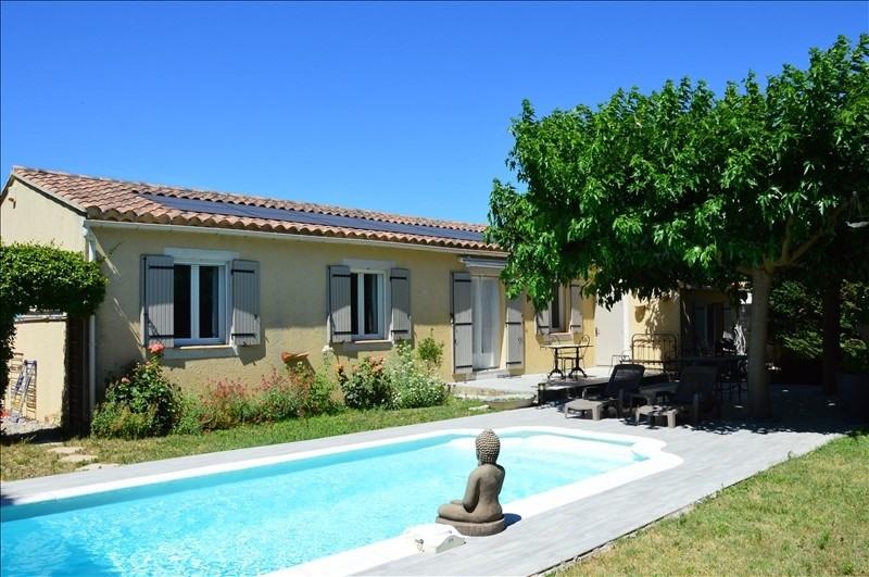Verkoop  huis Le thor 335000€ - Foto 1