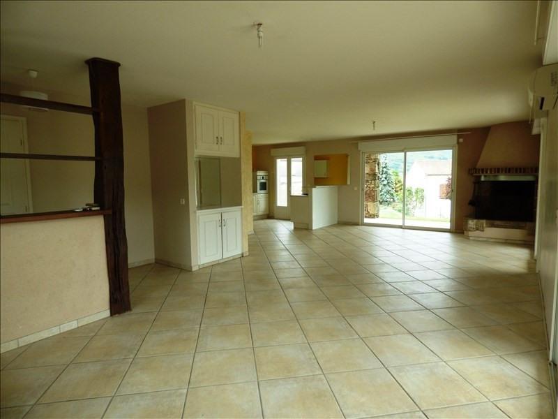 Location maison / villa St amans valtoret 790€ CC - Photo 4