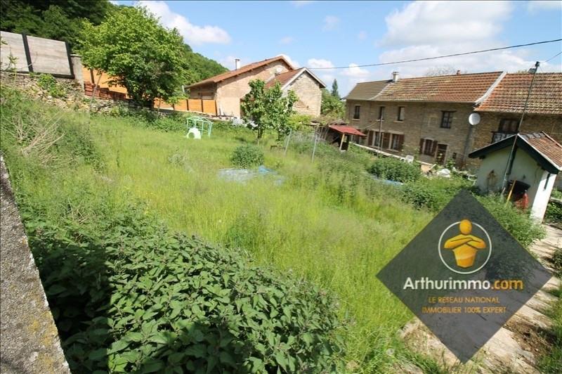 Vente maison / villa Villemoirieu 183000€ - Photo 1
