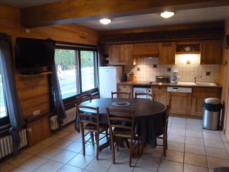 Investment property apartment Morzine 259 000€ - Picture 1