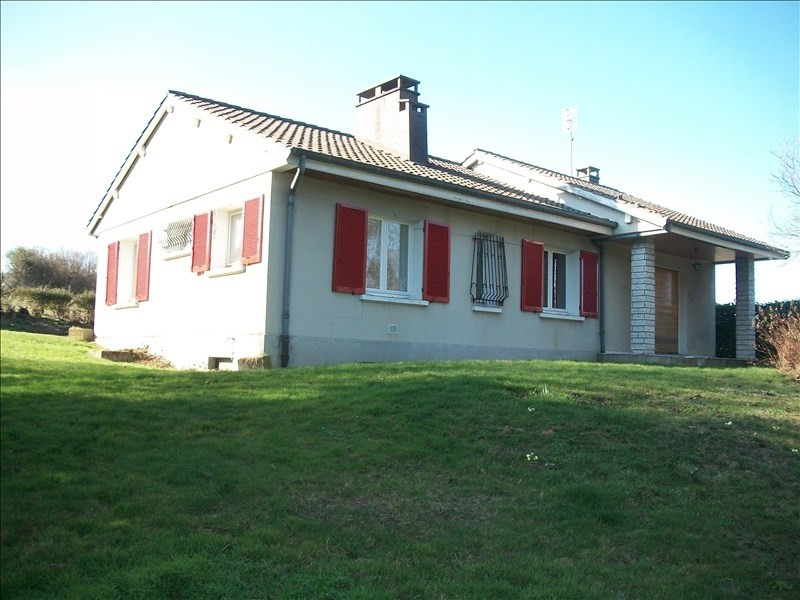 Rental house / villa Bessenay 918€ CC - Picture 2