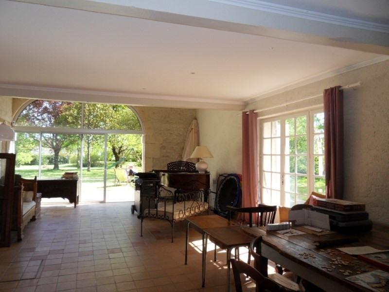 Vente maison / villa Proche cognac 371000€ - Photo 5