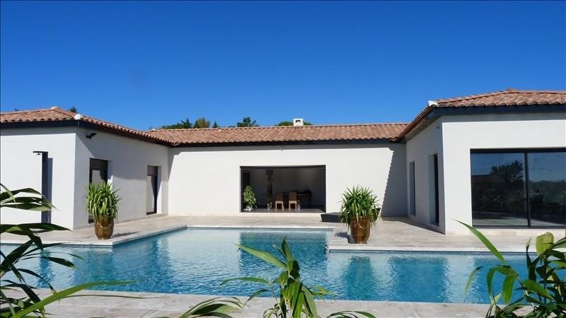 Verkoop van prestige  huis Aubignan 624000€ - Foto 1