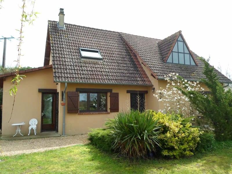 Sale house / villa Gy en sologne 153700€ - Picture 1