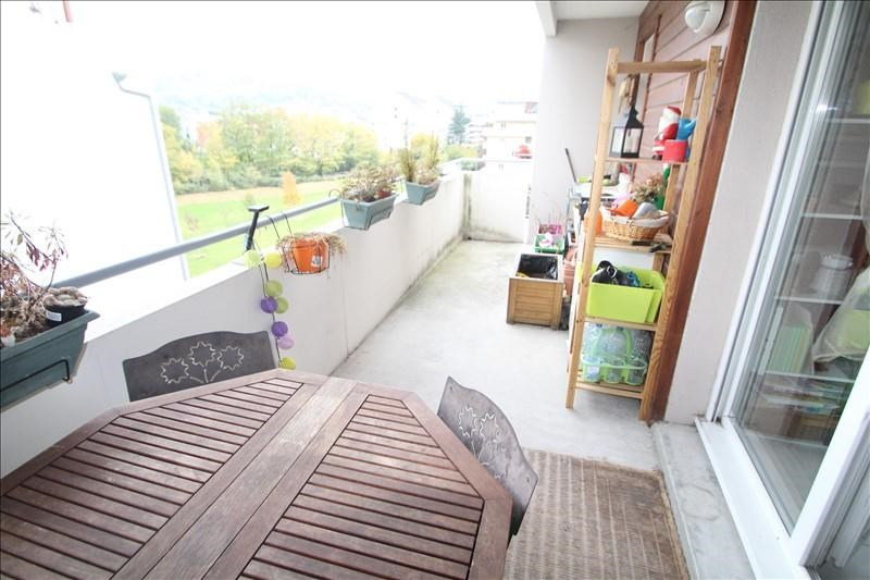 Sale apartment Chambery 228000€ - Picture 3