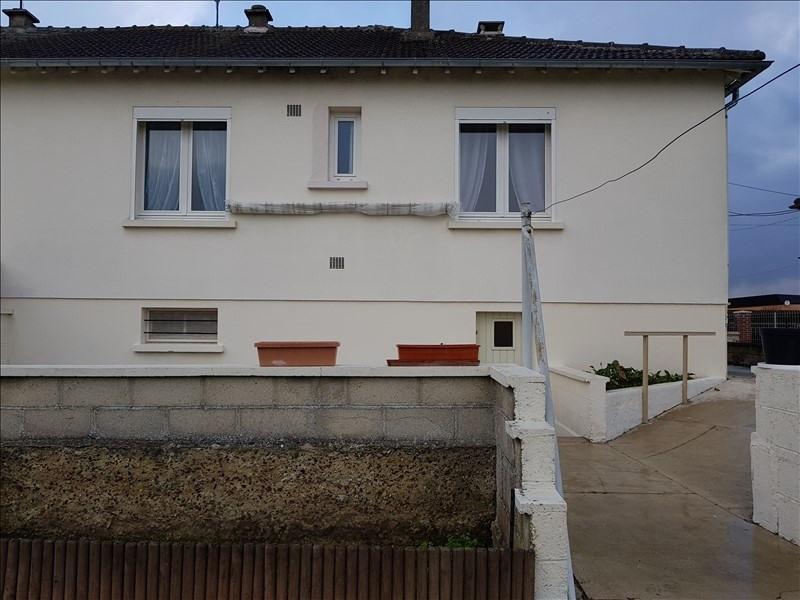 Sale house / villa Tergnier 95500€ - Picture 1