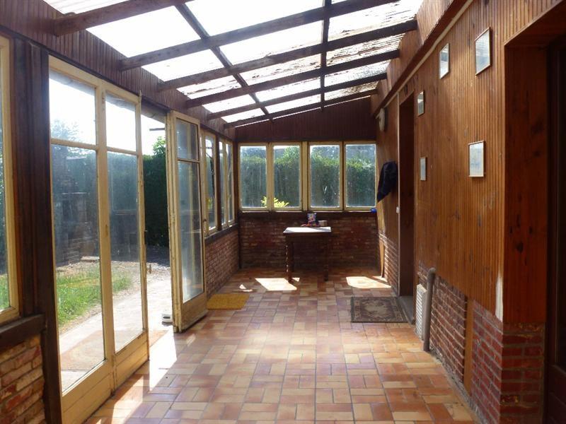 Sale house / villa Sarcus 110000€ - Picture 2