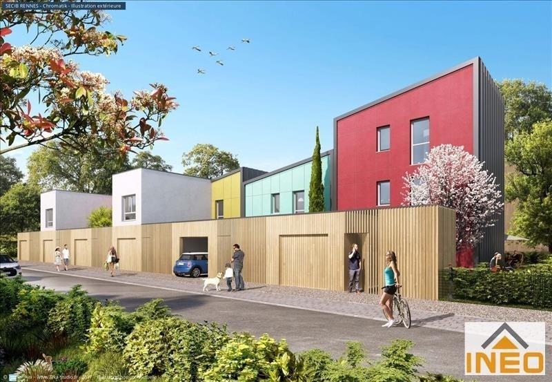 Vente appartement Le rheu 182000€ - Photo 2