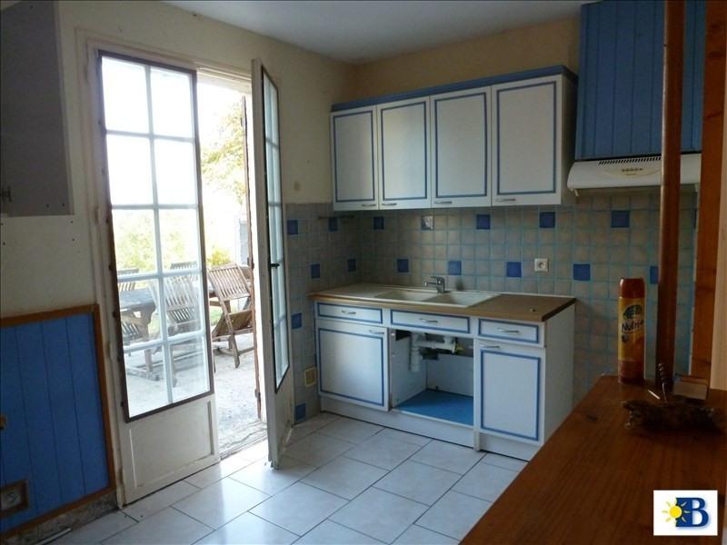 Vente maison / villa Leigne sur usseau 101650€ - Photo 2
