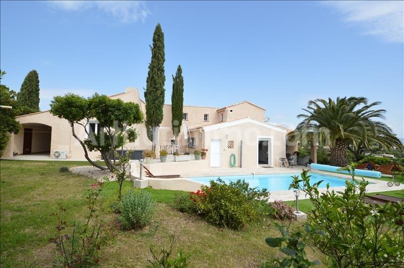 Vente de prestige maison / villa Les issambres 990000€ - Photo 1