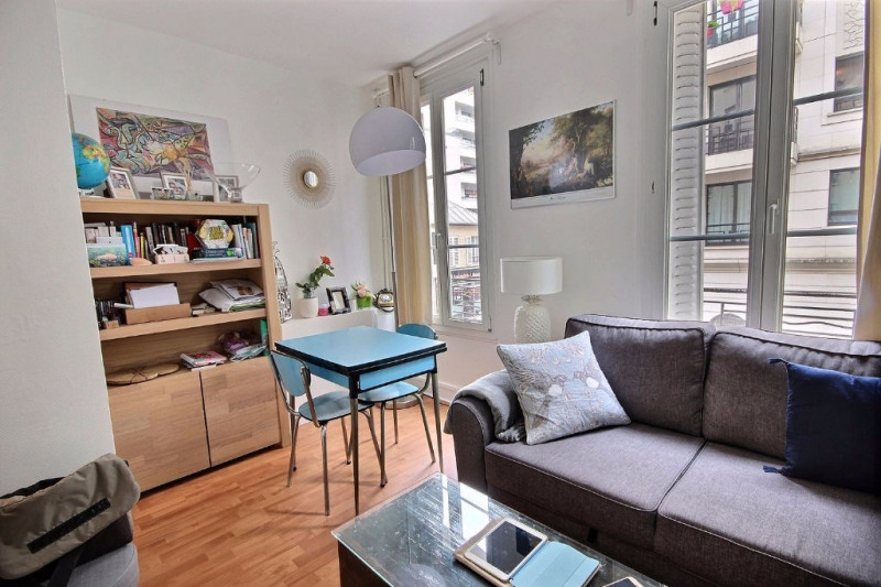 Vente appartement Levallois perret 345000€ - Photo 2