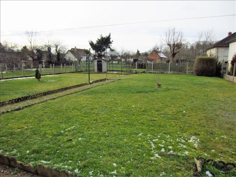 Vente maison / villa Bourbon lancy 80000€ - Photo 7