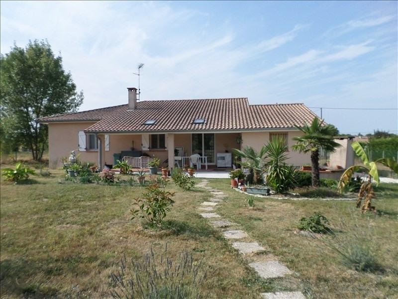 Vente maison / villa Fronton 269000€ - Photo 1
