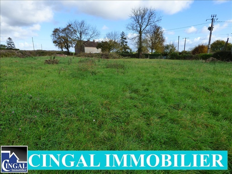 Vente terrain Ouilly le tesson 36 000€ - Photo 1