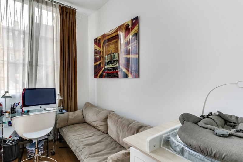 Deluxe sale apartment Paris 8ème 1 170 000€ - Picture 6