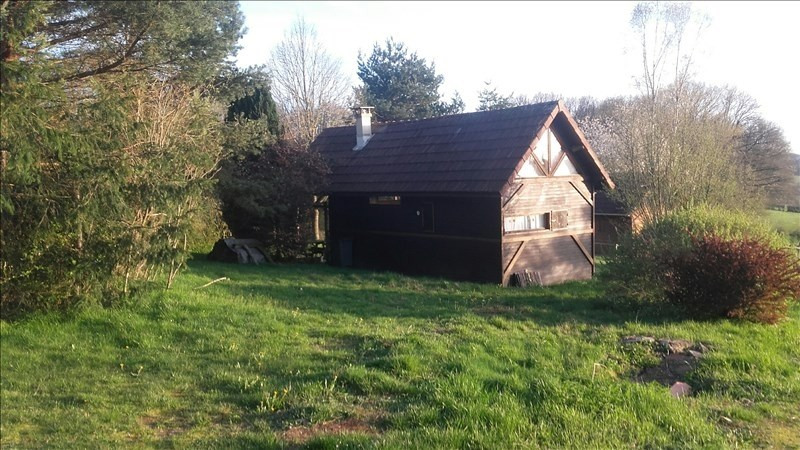 Vente maison / villa Brazey en morvan 52000€ - Photo 1