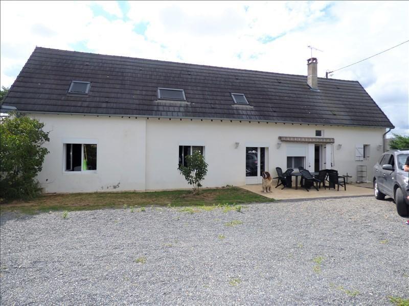 Vente maison / villa Loriges 170000€ - Photo 1