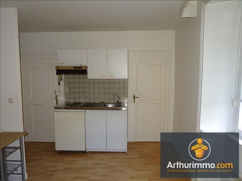 Rental apartment St brieuc 300€ CC - Picture 3