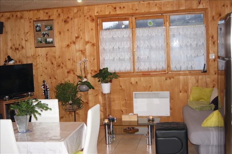 Vente appartement Mont saxonnex 98000€ - Photo 1