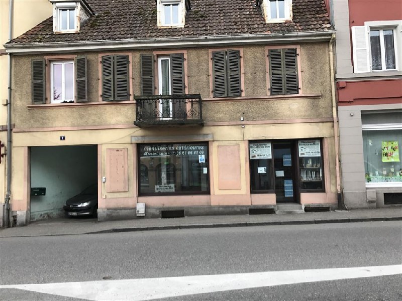 Location local commercial Munster 500€ CC - Photo 1