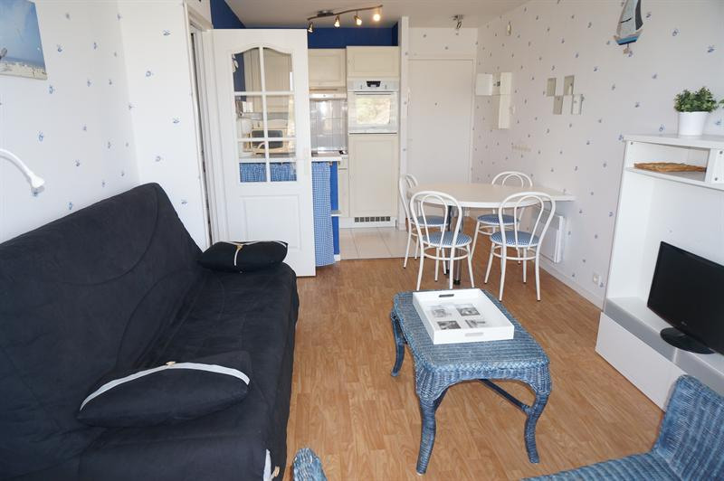 Vacation rental apartment Stella plage 212€ - Picture 3
