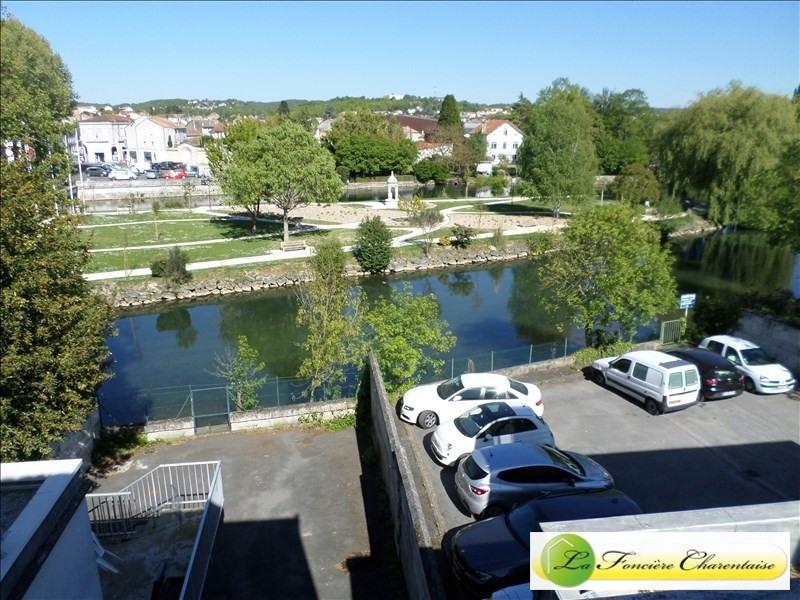 Rental apartment Magnac sur touvre 380€ CC - Picture 1