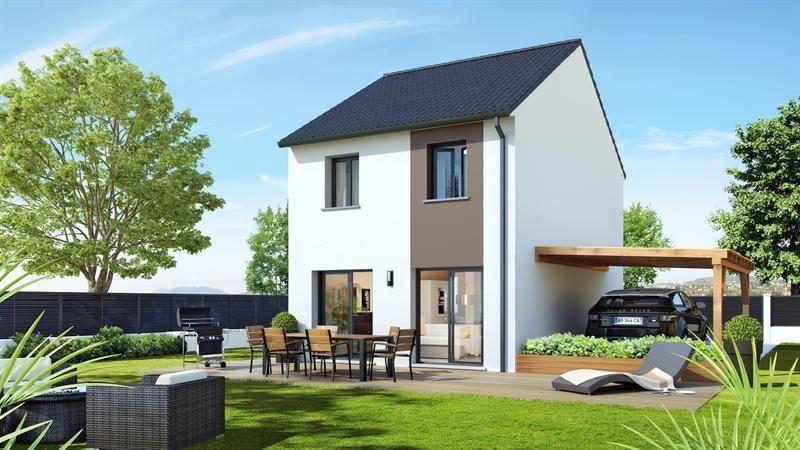 Maison  4 pièces + Terrain 605 m² Saint Germain les Arpajon par Top Duo Etampes