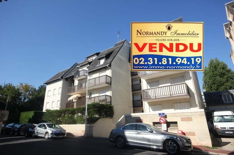 Vente appartement Villers sur mer 181000€ - Photo 1