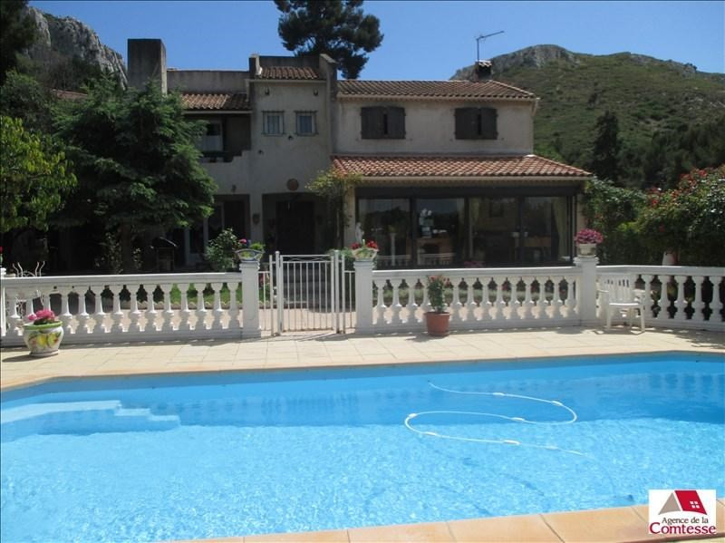 Vente maison / villa Marseille 11ème 550000€ - Photo 1