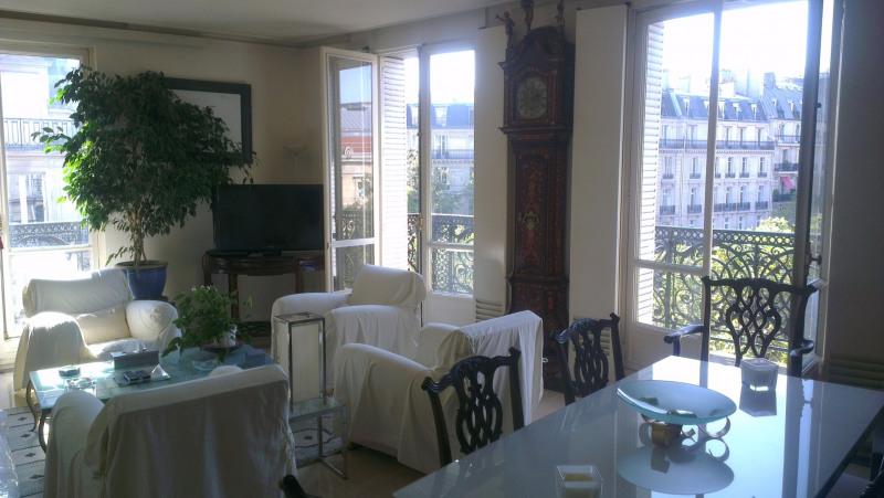 Rental apartment Paris 16ème 8500€ CC - Picture 1