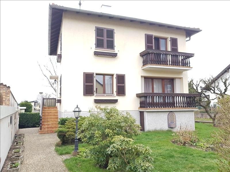Vente maison / villa Bischwiller 302100€ - Photo 1