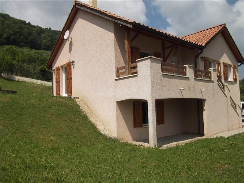 Vente maison / villa Peyrieu 214000€ - Photo 1