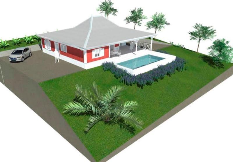 Vente maison / villa Trois ilets 447200€ - Photo 1