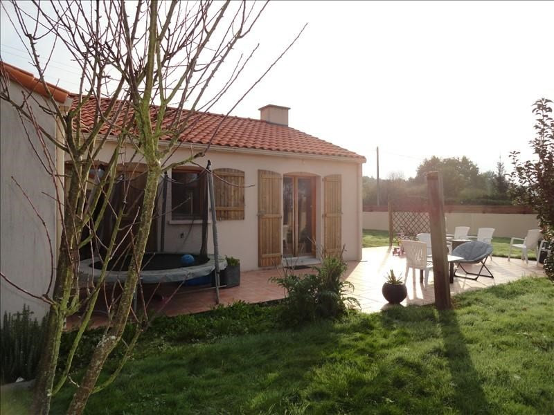 Vente maison / villa La chapelle heulin 299 900€ - Photo 4