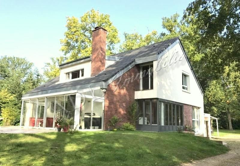 Deluxe sale house / villa Lamorlaye 650000€ - Picture 1