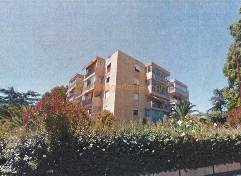 Life annuity apartment Fréjus 119 500€ - Picture 6